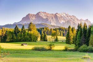 mittenwald-karwendel-fruehling